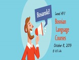 IUS Life invites you to learn Bosnian together!