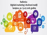 "Radionica ""Digitalni marketing i društveni mediji"
